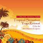 Tropical Sensation Yoga Retreat