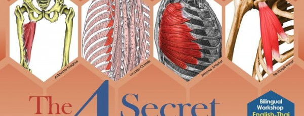 The 4 Secret Muscles