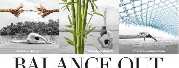 Balance Out: A Series of Workshops for Imperfect Yogis