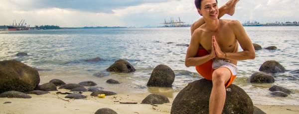 Vinyasa Yoga Workshop with Kru Ed Namchai