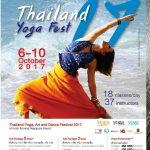 Thailand Yoga Fest 2017