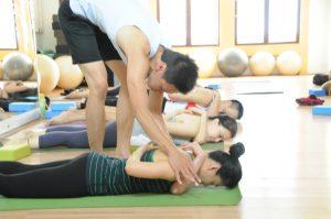 Ed's Workshop at Surya Yoga, Kuala Lumpur