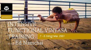 Intensive Functional Vinyasa Training
