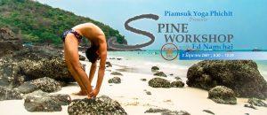 Spine Workshop Yoga Phichit