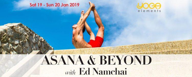 Asana & Beyond with Ed Namchai