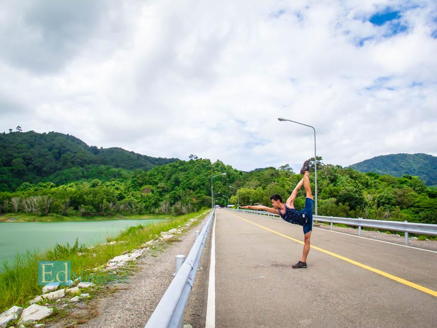 Standing Bow Phuket