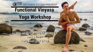Functional Vinyasa Yoga Workshop