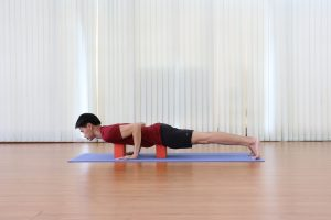 Chaturanga 2 Blocks