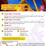 Chiang Mai Yoga, Art & Dance 2020