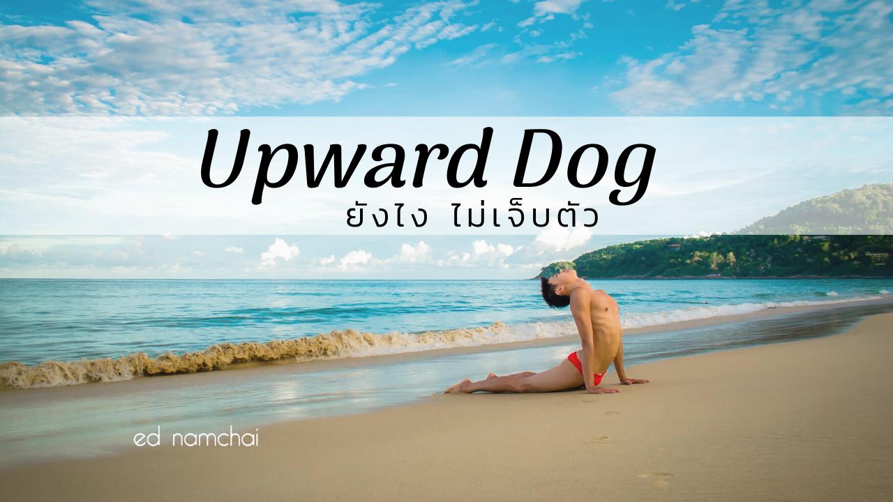 Upward Dog ยังไง ไม่เจ็บตัว