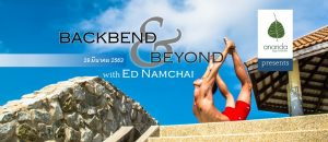 Backbend and Beyond Yoga Ananda Khonkaen