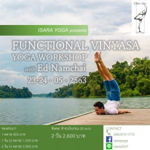 Functional Vinyasa - Isara Yoga