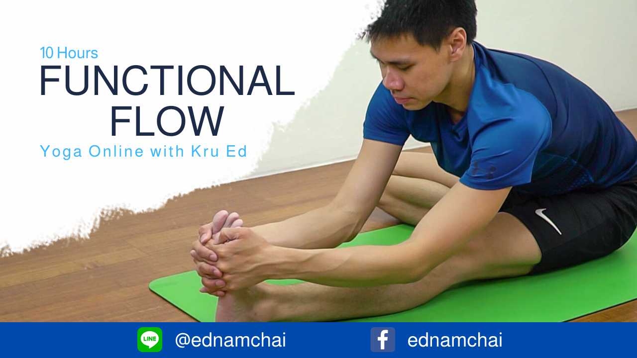Functional Flow Yoga Online