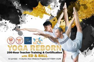200-Hour Yoga Reborn Teacher Training