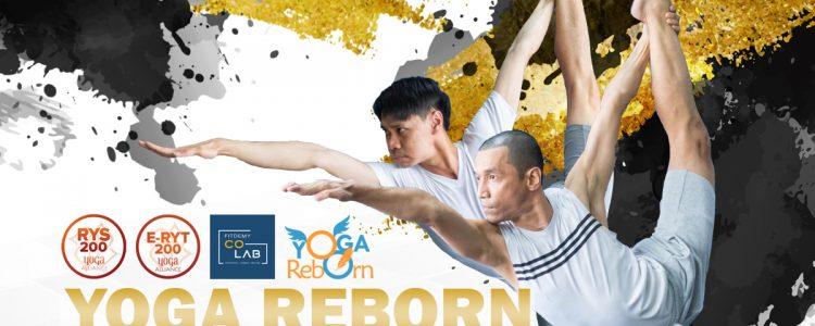 200-Hour 'YOGA REBORN' Teacher Training