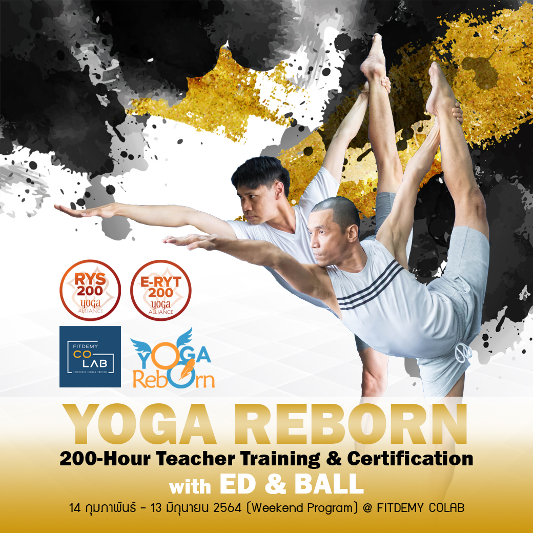 200-Hour Yoga Reborn Teacher Training